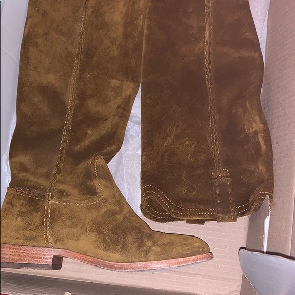 Frye Shoes - Frye Cara Tall Boots
